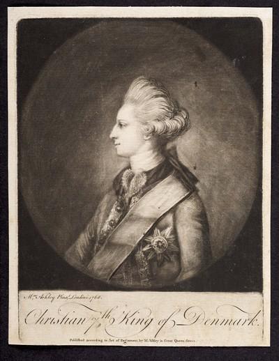 Christian 7th King of Denmark