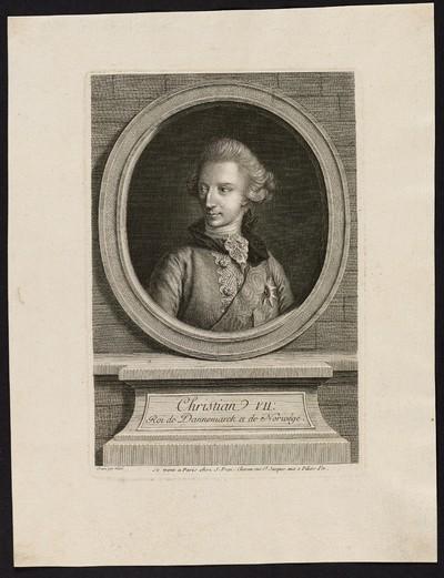 Christian VII: Roi de Dannemarck et de Norwège