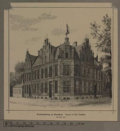 Frederiksbergs nye Rådhus