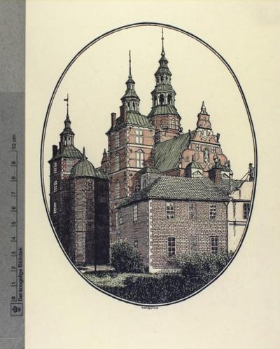 Rosenborg Slot, 1918