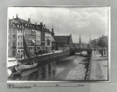 Ved Stranden, 1916