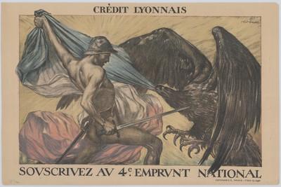 Crédit Lyonnais. Souscrivez au 4e Emprunt National