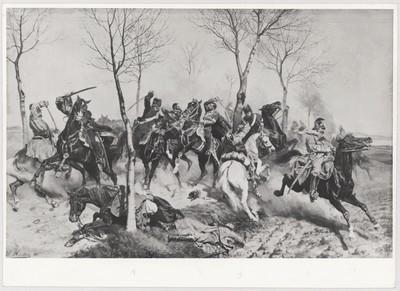 Gefecht bei Thorstedt bei Horsens, 22. April 1864
