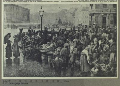 Torvehandel på Højbro Plads