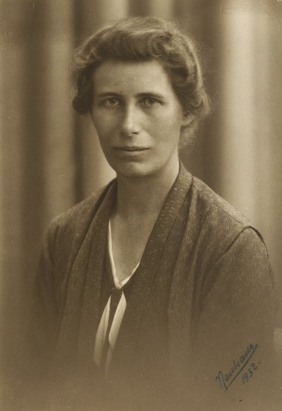 Image from object titled Inge Lehmann