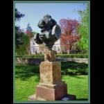 Nagyfeszültség, Amerigo Tot ajándéka a veszprémi Egyetemnek ...