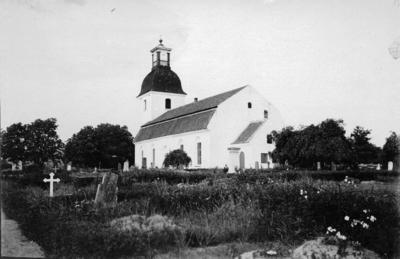 Image from object titled Gammalstorps kyrka