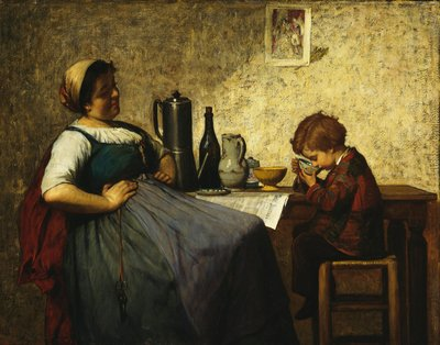 Image from object titled Maternal Joy