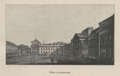 Pałac prymasowski