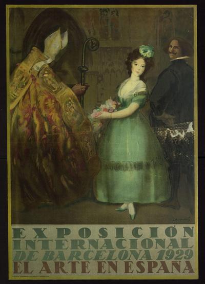 Exposición Internacional de Barcelona 1929 : El Arte en España