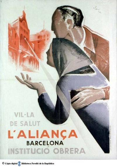 Vil.la de salut, L' Aliança : Barcelona, institució Obrera