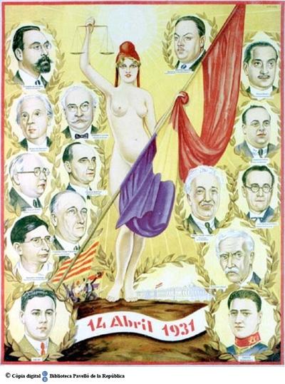 14 abril 1931