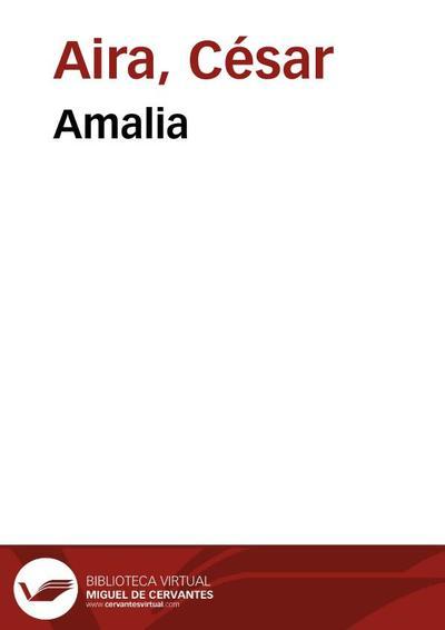 Image from object titled Amalia