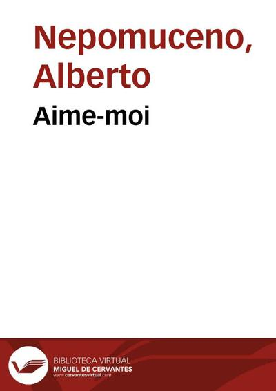 Image from object titled Aime-moi