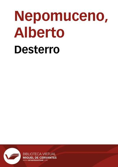 Image from object titled Desterro