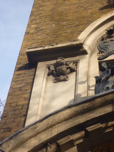 The Black Friar public house, Queen Victoria Street, London