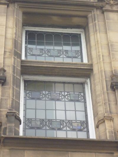 County Hall, Bond Street, Wakefield - Exterior windows