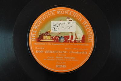 Image from object titled Don Sébastien, roi de Portugal <O Lisbonne>