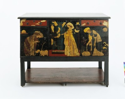 Ladies and Animals Sideboard