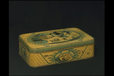 M.J. Franklin Collection of British Biscuit Tins