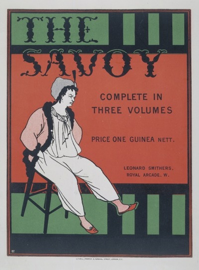 The Savoy Complete in Three Volumes