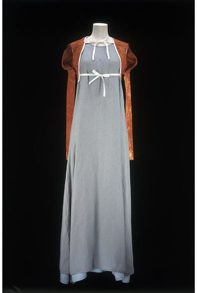 Ensemble, designed by Hussein Chalayan, Great Britain, 1995.