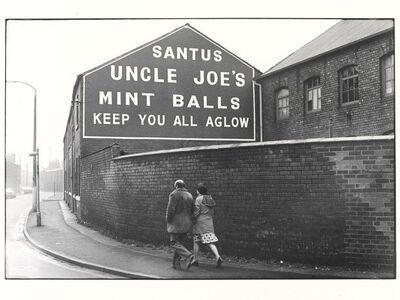 Wall advertisement, Wigan