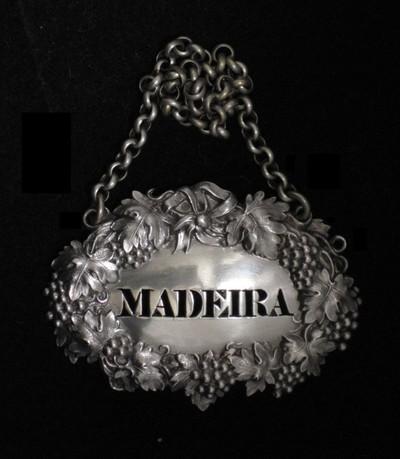 Silver, London hallmarks for 1827-8, mark of William Reid