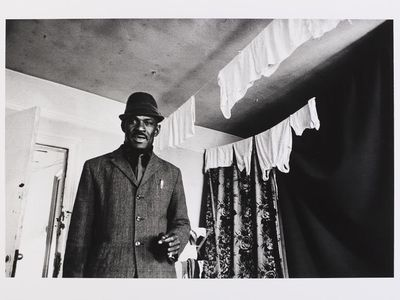 Image from object titled Dignity in Poverty, Hackney;Growing Up Black