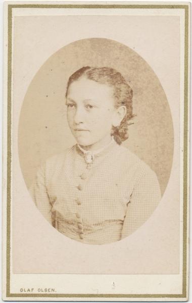 Portrett, Bergitte Catrine Esbensen
