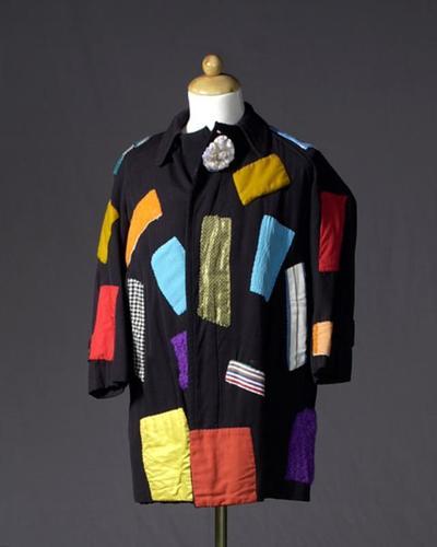 Kostuum (waarschijnlijk) gedragen door Wim Kan