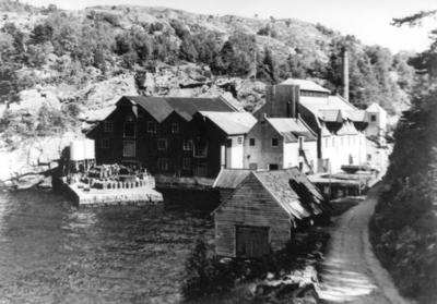 Industristaden Kvernevika i Åsane