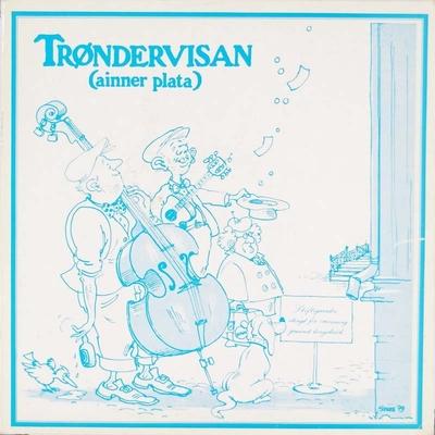 «Trøndervisan»(Ainner plata); Grammofonplate