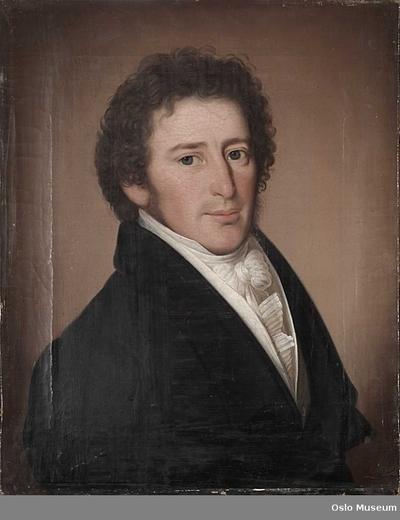 Portrett av Emil Ferdinand von Trepka