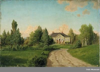 Image from object titled Øvre Munkedammen.