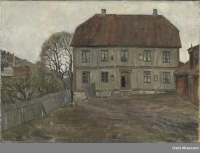 Saxegården