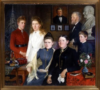 Familien Væringsaasen