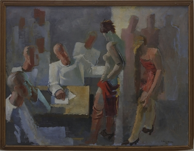 Image from object titled Hospital St. Louis