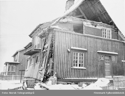 'Bombeskadet hus i Vadsø