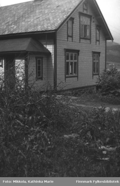 Huset til Kathinka Mikkolas søster