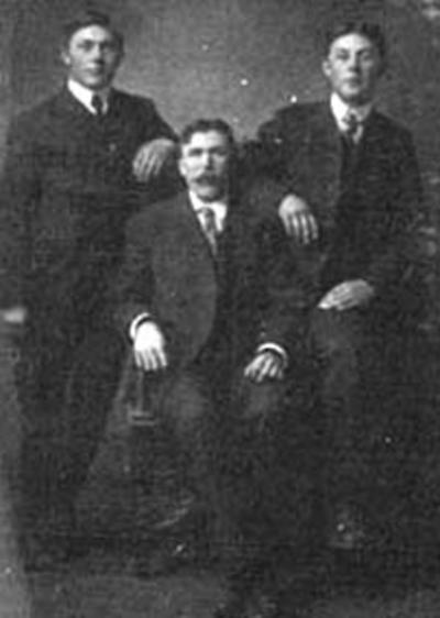 GRUPPE: 3 MENN