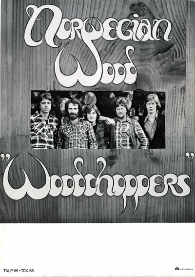 Norwegian Wood / Woodchoppers; Plakat
