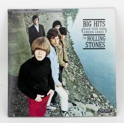 Big Hits (High tide and green grass); Grammofonplate