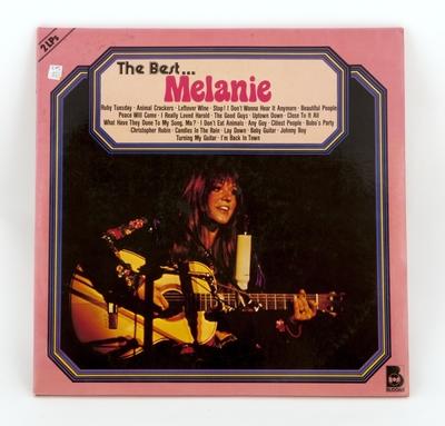 The Best of Melanie; Grammofonplate
