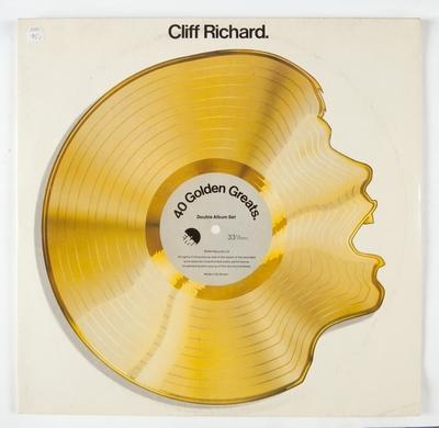 40 Golden Greats; Grammofonplate