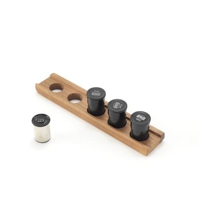 Okularer og objektiver til mikroskop.
