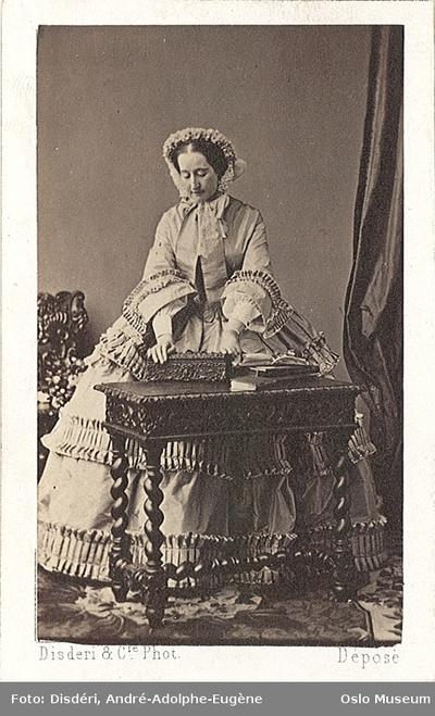 Prinsesse Eugenie.