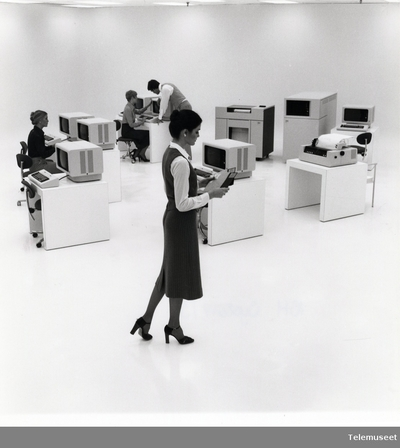 Image from object titled 22.0 IBM Diverse maskiner