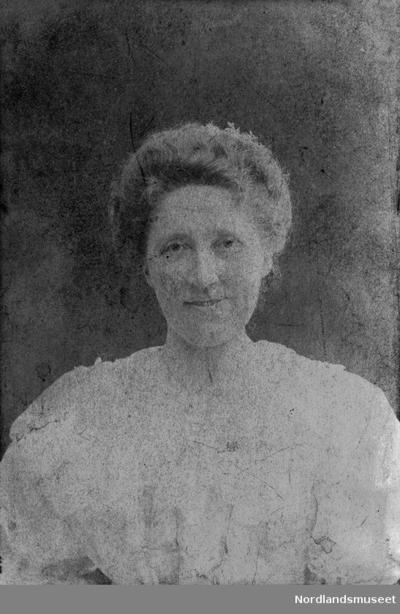 Portrett av en ukjent kvinne