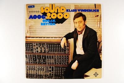 Moog Sound 2000; Grammofonplate
